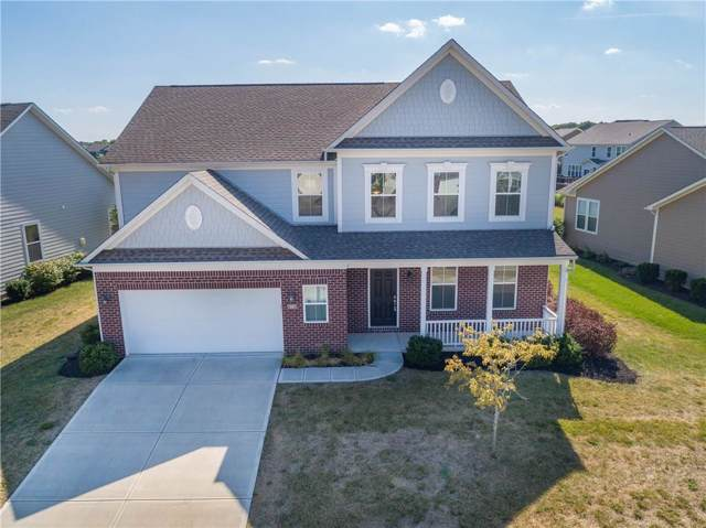 6181 Bayard Drive, Noblesville, IN 46062 (MLS #21671401) :: AR/haus Group Realty