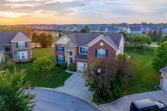16121 Etna Green Road, Westfield, IN 46074 (MLS #21671424) :: Mike Price Realty Team - RE/MAX Centerstone