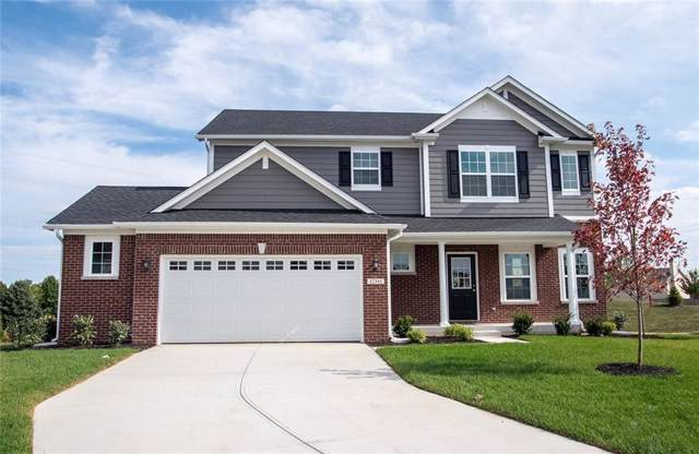 12361 Medford Place, Noblesville, IN 46060 (MLS #21671437) :: The Evelo Team
