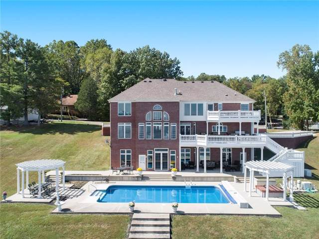 7740 N Lakeview Drive, Unionville, IN 47468 (MLS #21671465) :: The Star Team | RE/MAX Realty Group