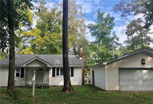 9488 E Rocky Fork Lake Drive N, Brazil, IN 47834 (MLS #21671531) :: Mike Price Realty Team - RE/MAX Centerstone