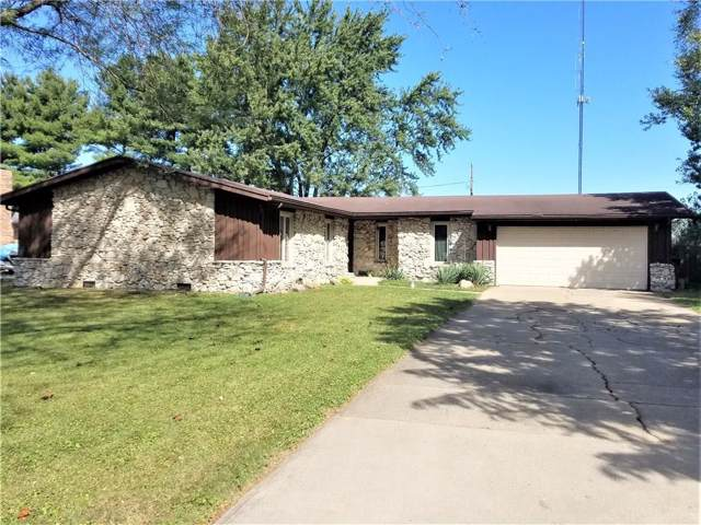 138 Chitwood Drive, Anderson, IN 46011 (MLS #21671541) :: The Evelo Team