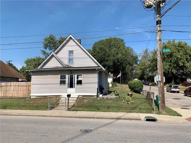 832 & 828 E Beecher Street, Indianapolis, IN 46203 (MLS #21671752) :: Richwine Elite Group