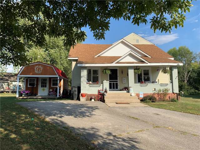 1035 Overlook Circle, Franklin, IN 46131 (MLS #21671762) :: Mike Price Realty Team - RE/MAX Centerstone