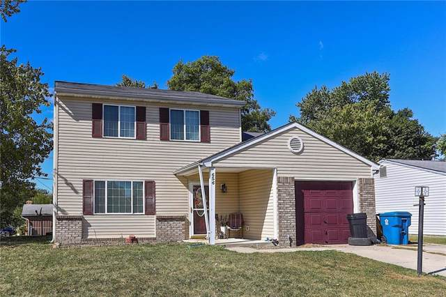 656 Woods Crossing Drive, Indianapolis, IN 46239 (MLS #21671786) :: FC Tucker Company