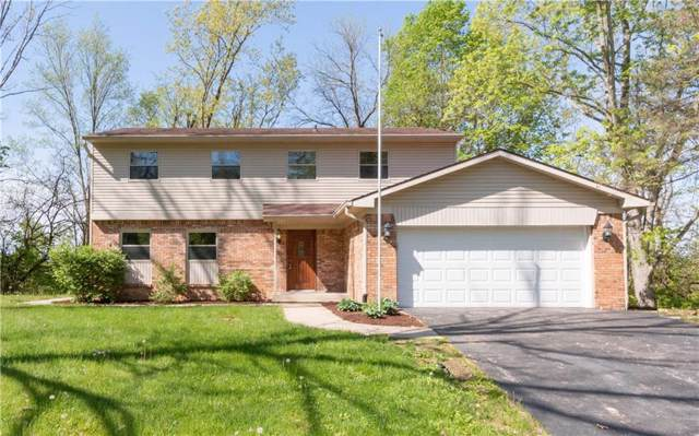 7669 Thorncrest Drive, Mooresville, IN 46158 (MLS #21671797) :: Mike Price Realty Team - RE/MAX Centerstone
