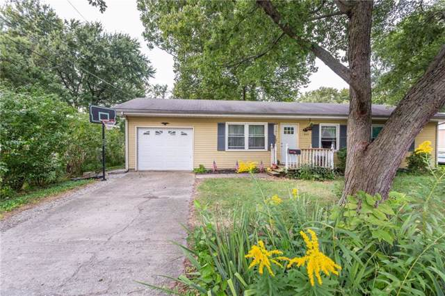 507 W 6th St, Sheridan, IN 46069 (MLS #21671815) :: Mike Price Realty Team - RE/MAX Centerstone