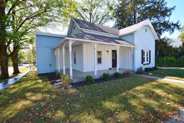 301 Taylor Street, Pendleton, IN 46064 (MLS #21671817) :: Mike Price Realty Team - RE/MAX Centerstone