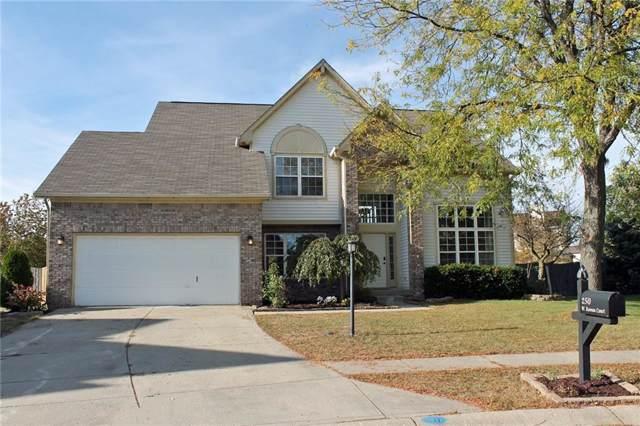 250 W Rowan Court, Westfield, IN 46074 (MLS #21671847) :: Heard Real Estate Team | eXp Realty, LLC