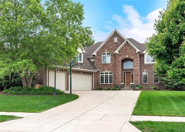 14193 Waterway Boulevard, Fishers, IN 46040 (MLS #21671938) :: David Brenton's Team