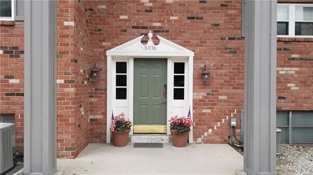 5016 Allisonville Unit E Road, Indianapolis, IN 46205 (MLS #21672087) :: AR/haus Group Realty