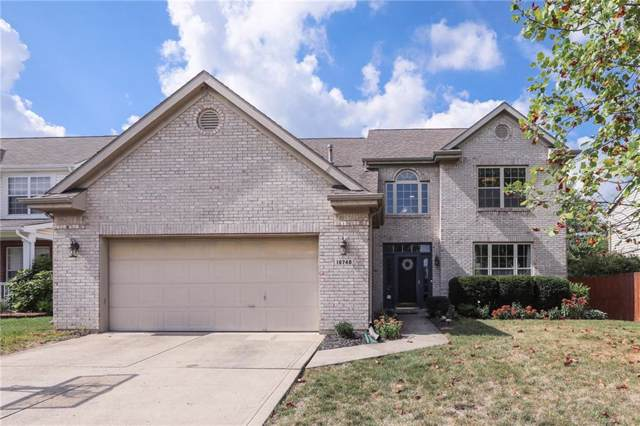 10740 Alyssa Way, Fishers, IN 46037 (MLS #21672171) :: Your Journey Team