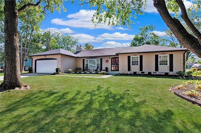 6639 Cricklewood Road, Indianapolis, IN 46220 (MLS #21672237) :: The Indy Property Source