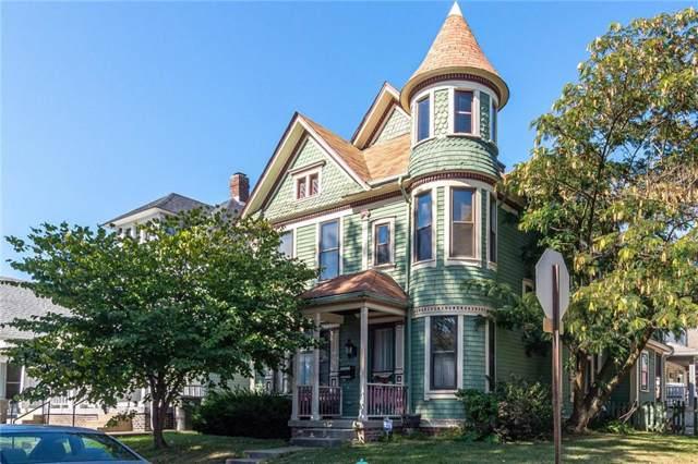 1536 E Ohio Street, Indianapolis, IN 46201 (MLS #21672247) :: Heard Real Estate Team | eXp Realty, LLC
