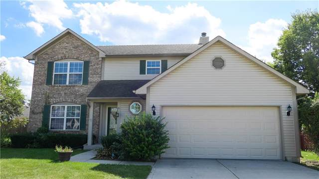 8411 Country Charm Drive, Indianapolis, IN 46234 (MLS #21672359) :: David Brenton's Team