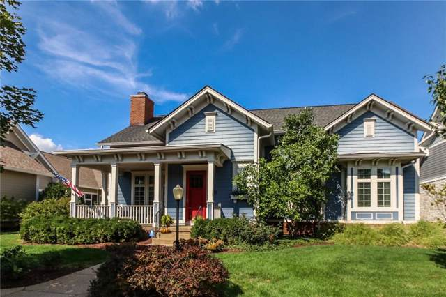2340 Shaftesbury Road, Carmel, IN 46032 (MLS #21672376) :: Mike Price Realty Team - RE/MAX Centerstone