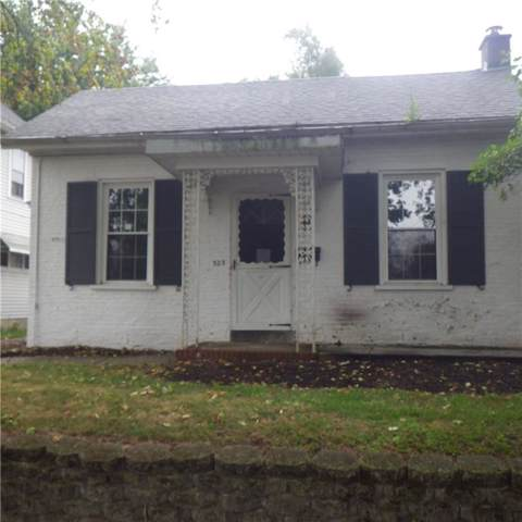 523 W Franklin Street, Winchester, IN 47394 (MLS #21672378) :: The ORR Home Selling Team