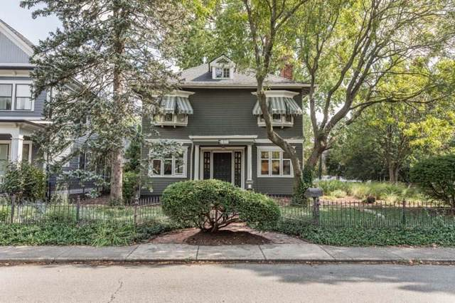 1401 N New Jersey Street, Indianapolis, IN 46202 (MLS #21672407) :: Heard Real Estate Team | eXp Realty, LLC