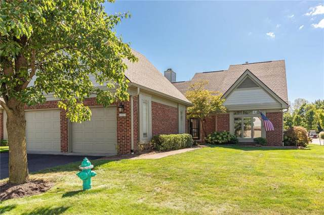 9386 Spring Forest Drive #49, Indianapolis, IN 46260 (MLS #21672419) :: Heard Real Estate Team | eXp Realty, LLC