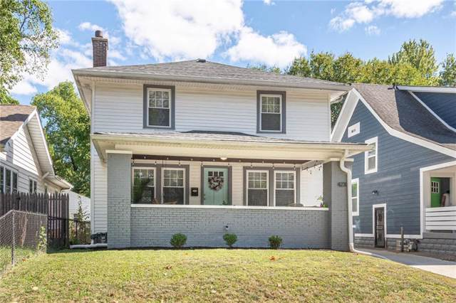 4231 Guilford Avenue, Indianapolis, IN 46205 (MLS #21672469) :: AR/haus Group Realty