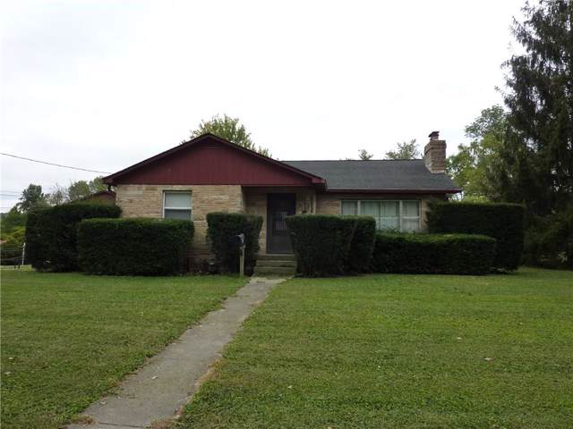 2 E Berry Street, Greencastle, IN 46135 (MLS #21672548) :: Mike Price Realty Team - RE/MAX Centerstone
