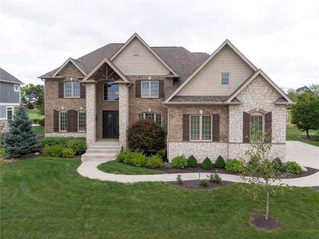 11375 Golden Bear Circle, Noblesville, IN 46060 (MLS #21672590) :: Mike Price Realty Team - RE/MAX Centerstone