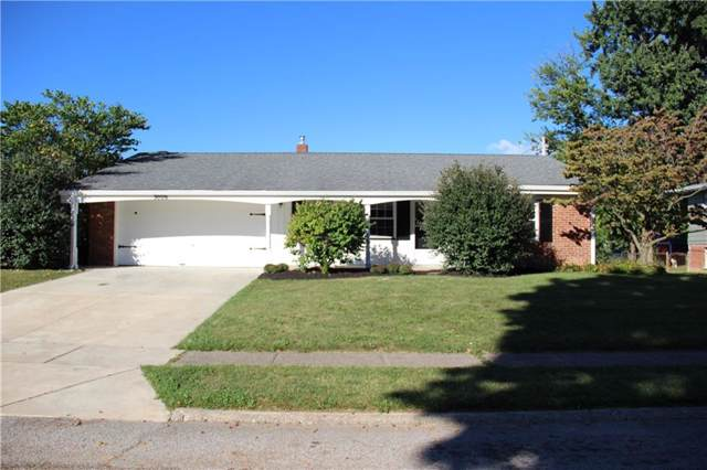 3006 N Lawndale Avenue, Speedway, IN 46224 (MLS #21672623) :: Mike Price Realty Team - RE/MAX Centerstone