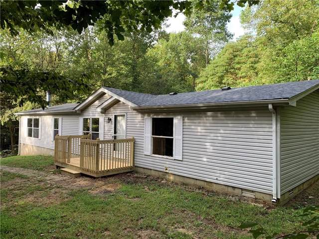 2900 S Conservation Club Road, Morgantown, IN 46160 (MLS #21672639) :: Mike Price Realty Team - RE/MAX Centerstone