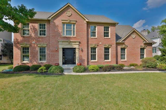 10572 Aeronca Lane, Fishers, IN 46055 (MLS #21672649) :: David Brenton's Team