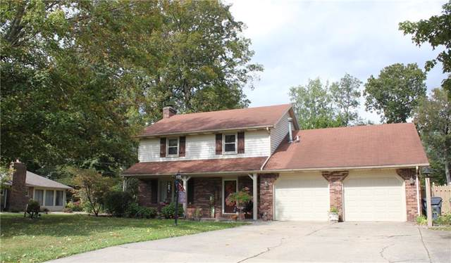 3924 Somerset Drive, Anderson, IN 46011 (MLS #21672706) :: Mike Price Realty Team - RE/MAX Centerstone