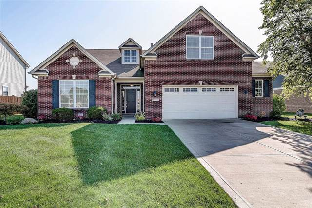 2787 Knockawuddy Drive, Brownsburg, IN 46112 (MLS #21672743) :: The Evelo Team