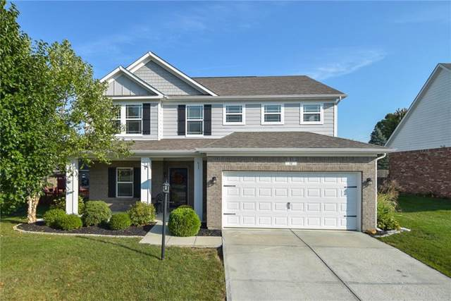 12 Oakmont Drive, Brownsburg, IN 46112 (MLS #21672784) :: The Indy Property Source