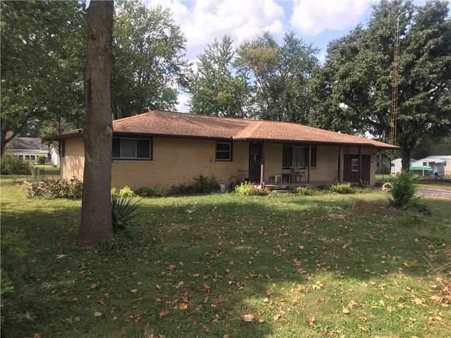 203 W Polk Street, Staunton, IN 47881 (MLS #21672788) :: Heard Real Estate Team | eXp Realty, LLC
