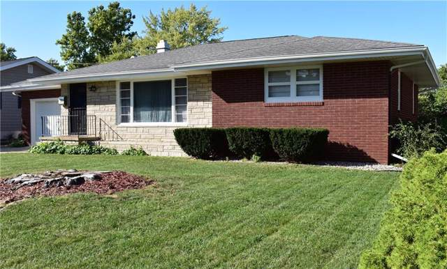 606 Ricker Drive, Frankfort, IN 46041 (MLS #21672831) :: Richwine Elite Group