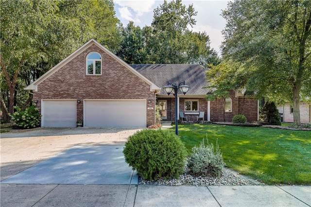 7591 Williamsburg Drive, Plainfield, IN 46168 (MLS #21672909) :: Heard Real Estate Team   eXp Realty, LLC