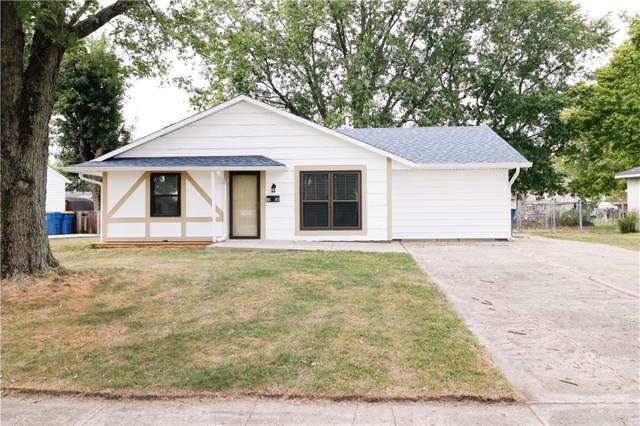 1036 Eastlawn Drive, Whiteland, IN 46184 (MLS #21672962) :: The Indy Property Source