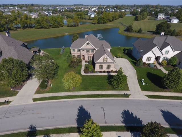 16622 Downstream Drive, Westfield, IN 46062 (MLS #21673114) :: Richwine Elite Group