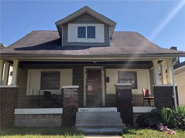 41 N Colorado Avenue, Indianapolis, IN 46201 (MLS #21673169) :: Mike Price Realty Team - RE/MAX Centerstone