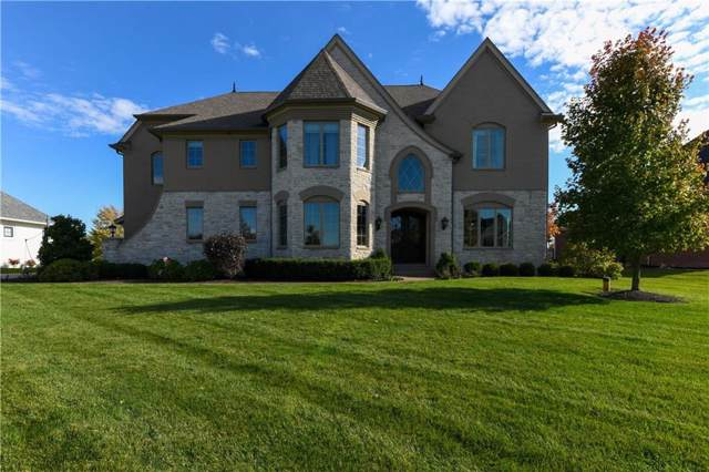 13525 Browning Drive, Fishers, IN 46037 (MLS #21673195) :: David Brenton's Team