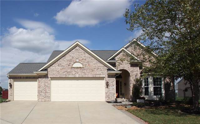 1736 Falcon Way, Brownsburg, IN 46112 (MLS #21673242) :: The Evelo Team