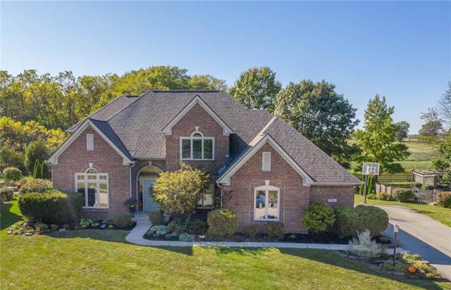 21311 Oakview Drive, Noblesville, IN 46062 (MLS #21673269) :: The Indy Property Source