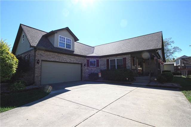 220 N Greenbriar Drive, Greenwood, IN 46142 (MLS #21673317) :: Mike Price Realty Team - RE/MAX Centerstone