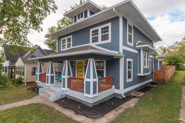 3922 N Capitol Avenue, Indianapolis, IN 46208 (MLS #21673339) :: AR/haus Group Realty