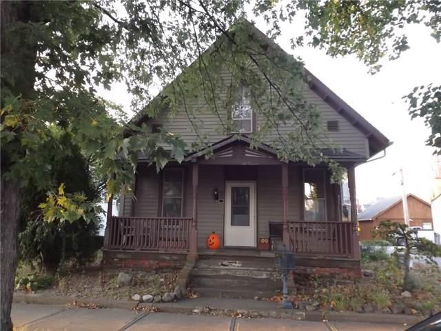 142 W Hendricks Street, Shelbyville, IN 46176 (MLS #21673365) :: David Brenton's Team