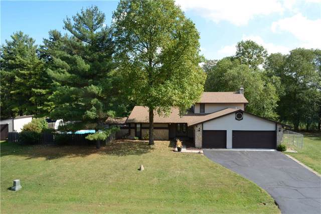 10525 Collingswood Lane, Fishers, IN 46037 (MLS #21673391) :: The Indy Property Source