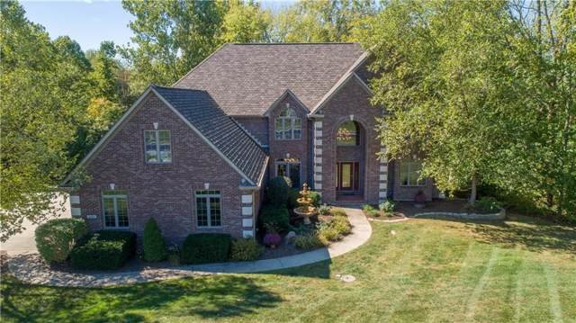 5864 Manchester Court, Pittsboro, IN 46167 (MLS #21673469) :: The Indy Property Source