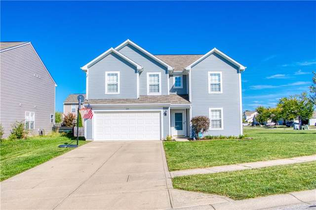 3271 Limber Pine Drive, Whiteland, IN 46184 (MLS #21673477) :: The Indy Property Source