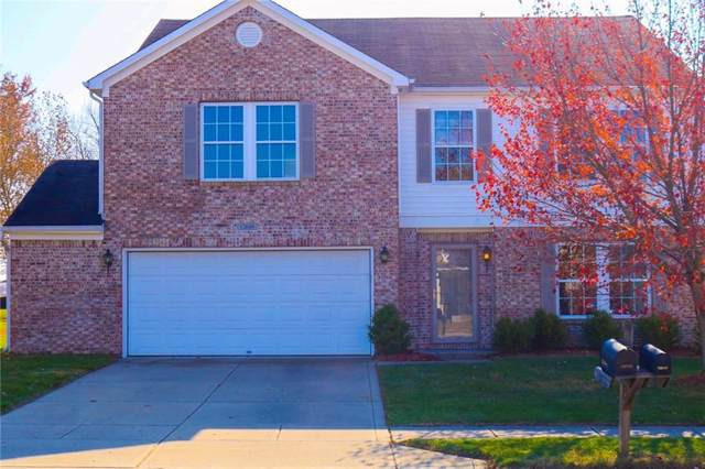 12649 White Rabbit Drive, Indianapolis, IN 46235 (MLS #21673488) :: HergGroup Indianapolis