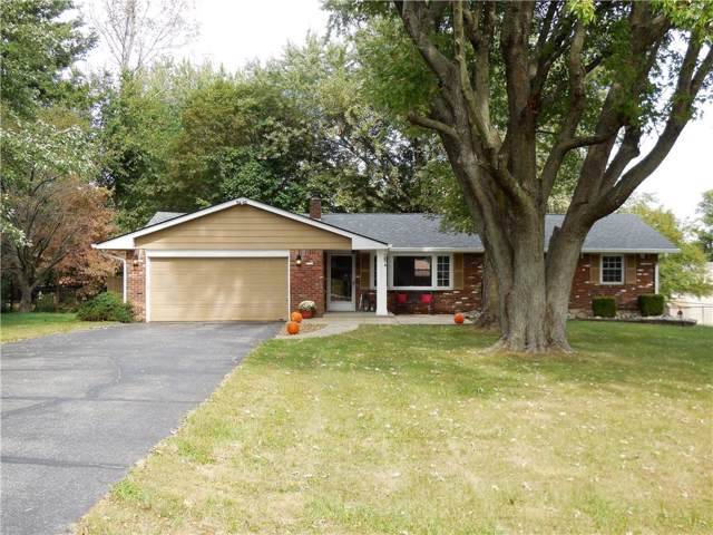 220 Webb Drive, Indianapolis, IN 46227 (MLS #21673490) :: Your Journey Team
