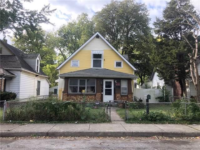 954 N Tuxedo Street, Indianapolis, IN 46201 (MLS #21673502) :: FC Tucker Company